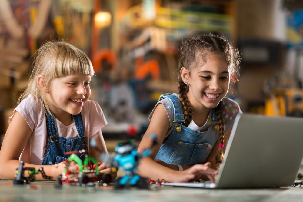 """Girls and STEM disciplines: """"If they are not there, it will be because they do not like it"""""""